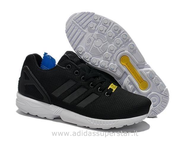 Adidas Zx Flux Nere E Oro Prezzo