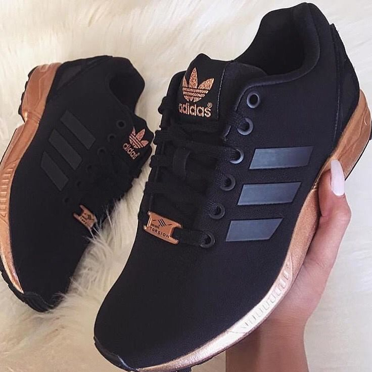 Zx Flux it Adidas And Gold Ezquote Black qUzVMGpLS