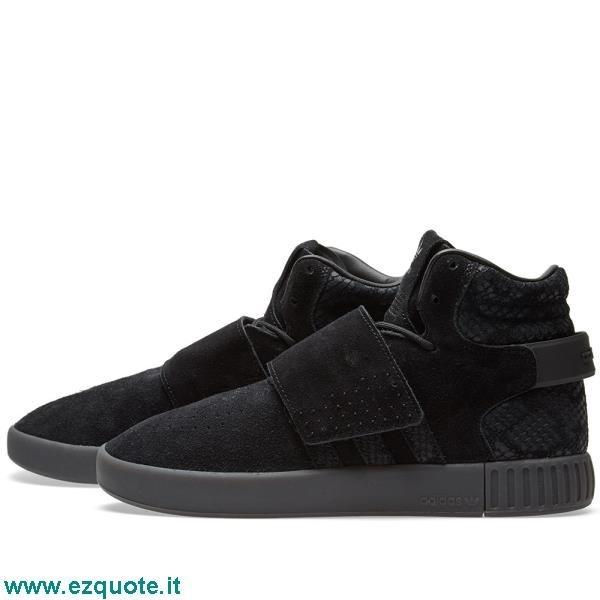 Adidas Strap Invader Black Tubular ' x0qS70zan