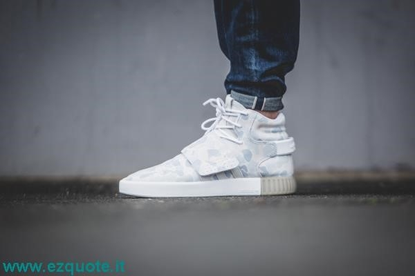 Tubular Invader Strap Grey