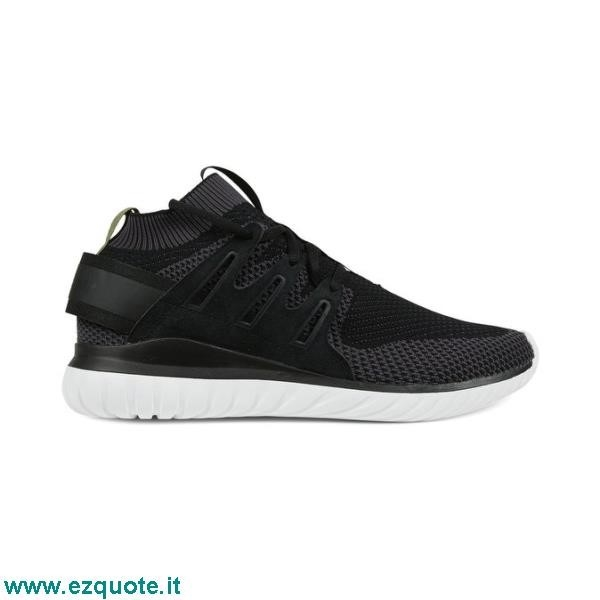 new product 179c9 2d636 adidas bianche e nere basse