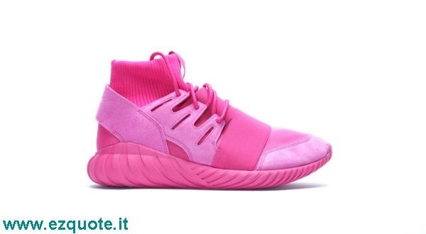 adidas tubular doom rosa