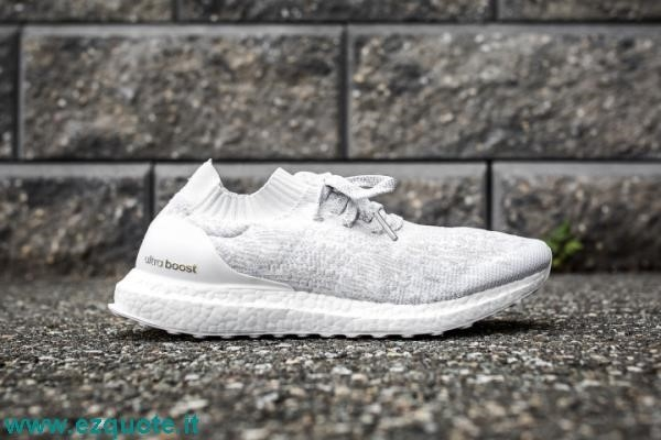 quality design d7b7b c5fdd Adidas Ultra Boost Uncaged Recensioni