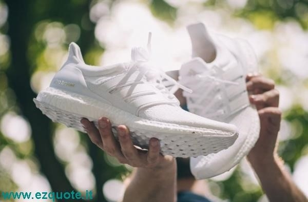 Ultra Boost White Foot Locker