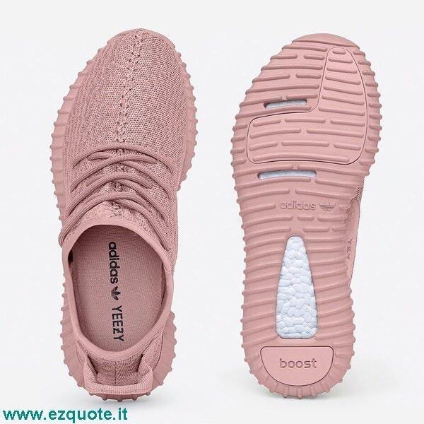 adidas yeezy boost 350 rosse