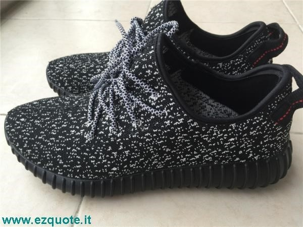 Adidas Yeezy 350 Boost Grey/Black-white