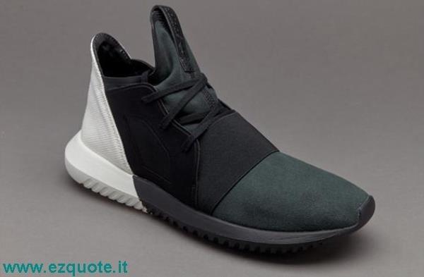 adidas donna tubular nere