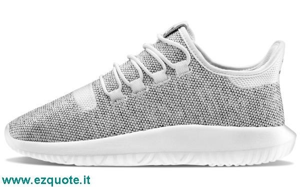 online store 31478 d8271 Adidas Tubular Bianche E Nere