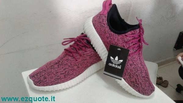 adidas yeezy in rosa