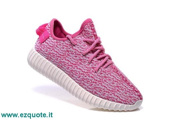 yeezy adidas rosa