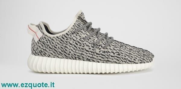 scarpe adidas yeezy costo