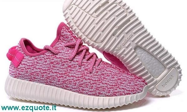 pretty nice 7020d 23795 Adidas Yeezy Boost Rosa ezquote.it