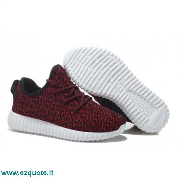 Adidas Yeezy Boost Rosse